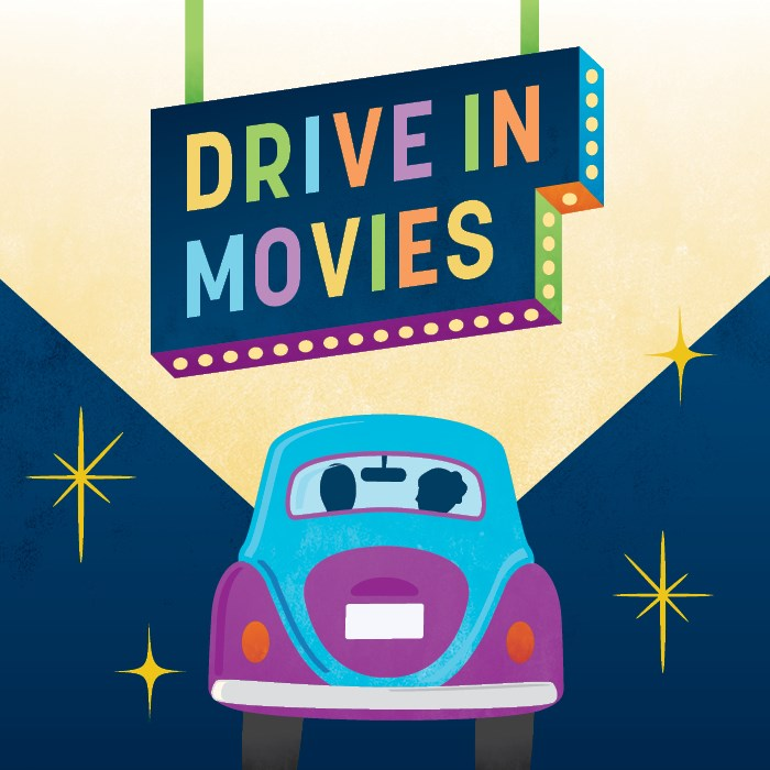 2020 Drive-In Movies - August