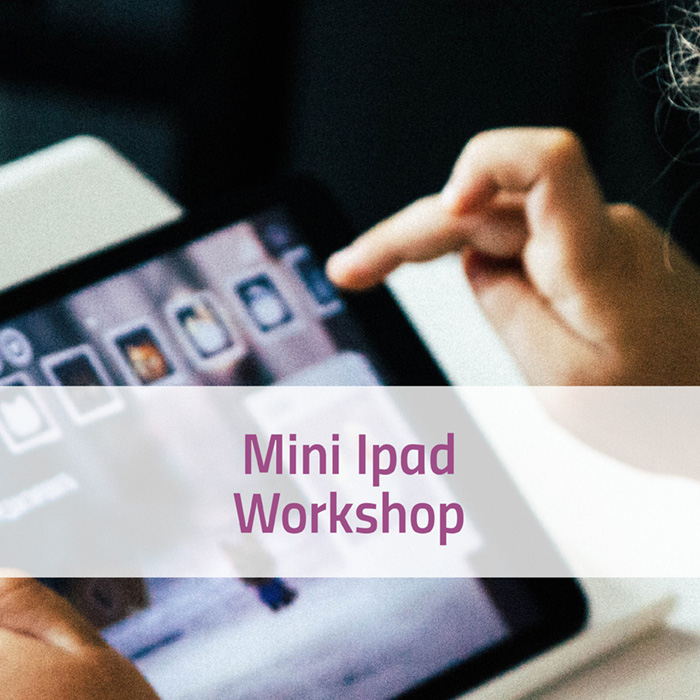 Mini Ipad Workshop
